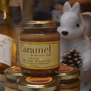 Caramel au beurre salé des Kouign Amann de Saint Malo